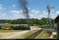 denton 9 handy dandy railroad steam at denton north carolina by nick mclean - Christmas Train Denton Nc