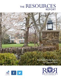 The Resources Report Quarter 2016 Real Estate Market Report Monmouth County NJ Resources Real Estate Monmouth Beach, Monmouth County, Atlantic Highlands, Red Bank, Real Estate Marketing, Offices, How To Find Out, Amazing, Plants