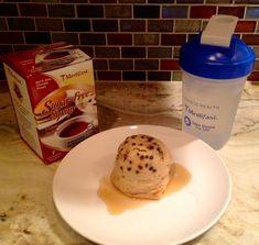 #Medifast mug muffin recipe! So easy and good.