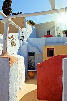 Cheap (But Fancy!) Hostels You Have To See #refinery29  http://www.refinery29.com/cheap-luxury-hostels#slide-1  Caveland Hostel, Santorini, Greece Living in a cave has never been fancier. This complex hosts eight spacious caverns and a sea-view private apartment.Seasonal Rates (Per Night): From $18.The rates provided are the lowest prices available for a two-night stay in March at tim...