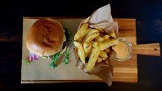 Wildfleisch Burger @ Hirsch & Eber #Berlin