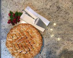 Placinta americana cu zmeura Fruit Pie, Pastry Blender, Corn Starch, Pie Dish, Brown Sugar, Raspberry, Deserts, Dishes, Baking
