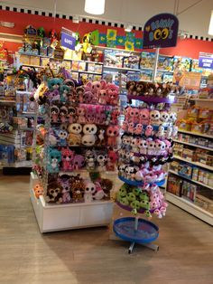 Ty Beanie Boos at Learning Express in  Westlake, Ohio!