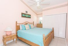 King Bedroom with Balcony King Bedroom, Grand Cayman, Balcony, Toddler Bed, Furniture, Home Decor, Child Bed, Decoration Home, Room Decor
