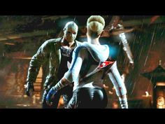 "Mortal Kombat X Jason ""Kill For Mother"" Fatality"