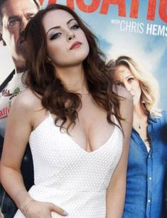 Elizabeth Gillies - no matter what She wears the dark comes across straight and strong! Elizabeth Gillies, Elizabeth Olsen, Liz Gilles, Der Denver Clan, Beautiful Celebrities, Most Beautiful Women, Nickelodeon Girls, Teresa Palmer, Victoria Justice
