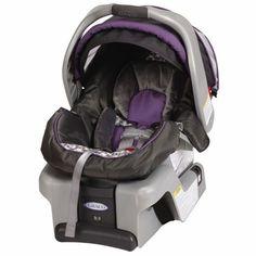 Graco Snugride 30 Front Adjust Infant Car Seat - Brayden pattern