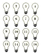 Toggling Light Switches -- Math Fun Facts