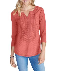 Women's Arya Creek Tunic | Eddie Bauer