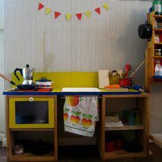 smørbrød_syltetøy: eine kinderküche bauen