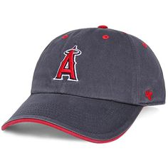 competitive price d395d 3ef14 Los Angeles Angels of Anaheim Women s Opening Act Clean Up Adjustable Cap  by  47 Brand