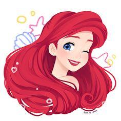 Ariel by Yoko / yoko-art