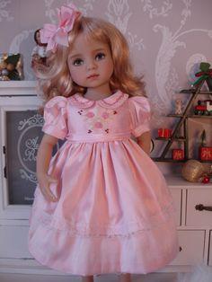 Robe de fête pour petite princesse