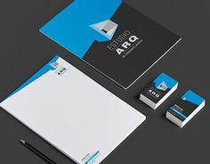 "Check out new work on my @Behance portfolio: ""Branding EstudioArq"" http://be.net/gallery/29057943/Branding-EstudioArq"