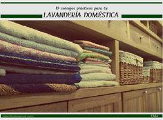 10 consejos prácticos para tu lavandería doméstica http://www.eljardindevenus.com/casa/10-consejos-practicos-para-tu-lavanderia-domestica/