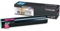 Lexmark High Yield Magenta Toner Cartridge - Laser - 24000 Page Intuition, Color Ink, Color Blue, Laser Toner Cartridge, Printer Types, Thing 1, Printer Supplies, Laser Printer, Computer