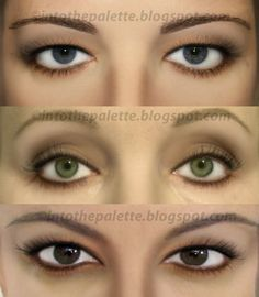 The Definitive Guide to Easy Eyeshadow Application - Simple Daytime Look for All Eyes