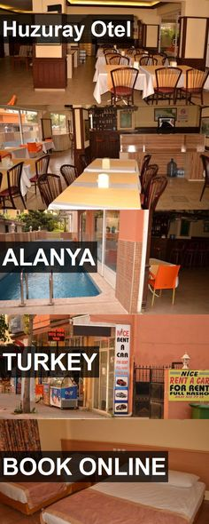 Hotel Huzuray Otel in Alanya, Turkey. For more information, photos, reviews and best prices please follow the link. #Turkey #Alanya #travel #vacation #hotel