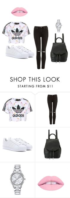 """Back To School Outfit"" by browneyes46778 on Polyvore featuring mode, adidas Originals, adidas, rag & bone et Mestige"