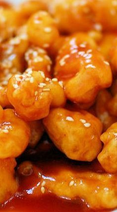 Low Calorie Sweet and Sour Chicken
