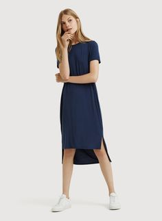 Shop for the Highs And Lows T-Shirt Dress at Kit and Ace. Kit and Ace provides technical clothing for men and women.
