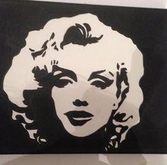 serie Marilyn, misura 18x24 creo su commissione, tutto dipinto a mano, firmato e numerato sul retro visita la mia pagina: www.facebook.com/HoneyEli75