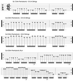 Secrets of Shred with Sammy Boller: Speed Pentatonic Scales | Guitar News & Lessons From GMI | Scoop.it