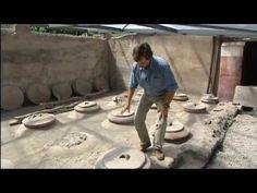 Romae Historia - I CIBI ROMANI E LE FATTORIE DELL'EPOCA - Alberto Angela - YouTube