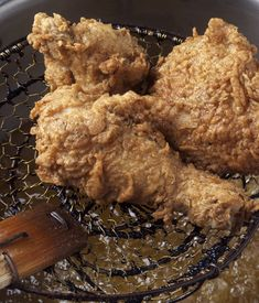 """Fried chicken. Focus on the technique, not a """"recipe."""""""