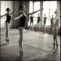 Vaganova dancers