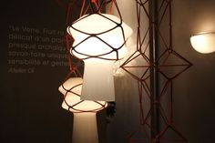 Atelier oï for Venini, Salone del Mobile 2013, Milan  Venini mixes art and design
