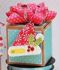 DIY:: Gift Box...