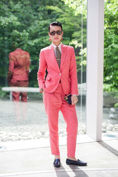 Coral suit- options for O'She