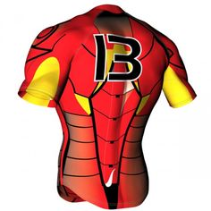 Iron Theme Rugby Shirts