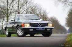 Mercedes-Benz 280 SL, 1985 - Welcome to ClassiCarGarage