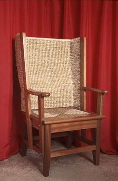 {Orkney Chair in Saple}
