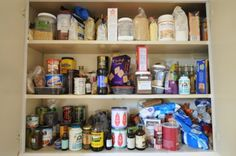 Kitchen Confidential - Organizing Your Pantry