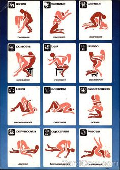 Zodiac signs sex positions join. was