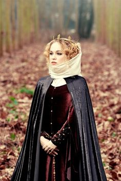 Medieval Guinevere Queen Gown
