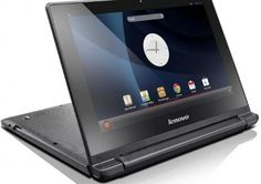 Meet the Lenovo IdeaPad A10 portable computer. Do you like the idea of an Android laptop and tablet combination like this?