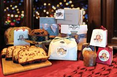 Bring home some holiday cheer to your family this week! Visit Il Fornaio to pick up a traditional #Panettone! #ItalianHospitality