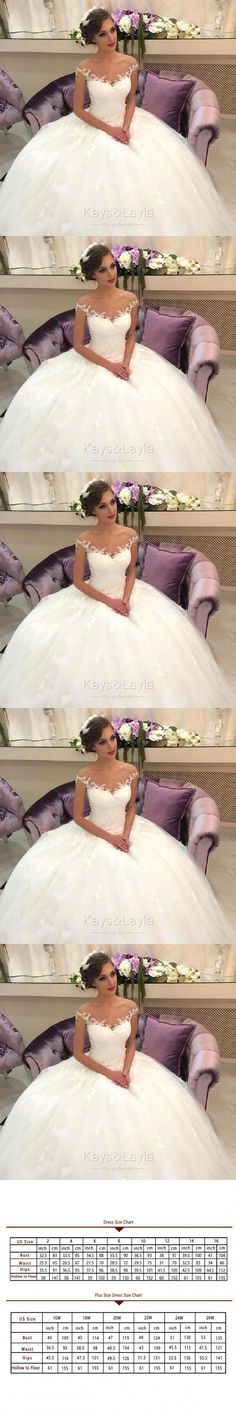luxury appliques ball gown wedding dress 2016 cap sleeve princess