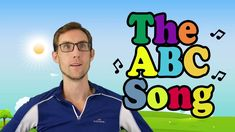 ABC song Alphabet song - Upper case and Lower case