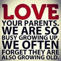 My parents, especially my Mom, was not always easy to communicate with. We had our ups and downs but we were always there for each other. When you finally loose your parent you will be grateful that you persevered and were there to help them to the end.