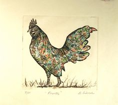 I have always wanted a rooster in the Kitchen. Good luck right?