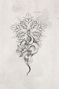 Arrow Tattoo Design, Mandala Tattoo Design, Tattoo Design Drawings, Tattoo Sketches, Cute Tattoos, Leg Tattoos, Beautiful Tattoos, Tattoo Gesicht, Lost Tattoo