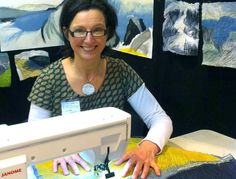 Dionne Swift Textile Artist Online Courses