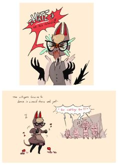 See more 'Raymond' images on Know Your Meme! Animal Crossing Fan Art, Animal Crossing Memes, Animal Crossing Villagers, Cute Comics, Funny Comics, Cute Drawings, Cute Art, Funny Pictures, Character Design