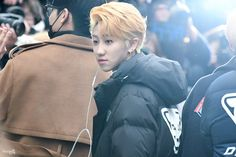 [HQ] 171117 THE8 on his way to Music Bank  © fleurage  #디에잇 #THE8 #세븐틴 #SEVENTEEN