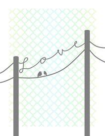 Little Corbin Hill: Lovebird Printables Lineman Tattoo, Lineman Love, Printable Art, Printables, Paper Crafts, Diy Crafts, Cute Birds, Cricut Creations, Art Projects